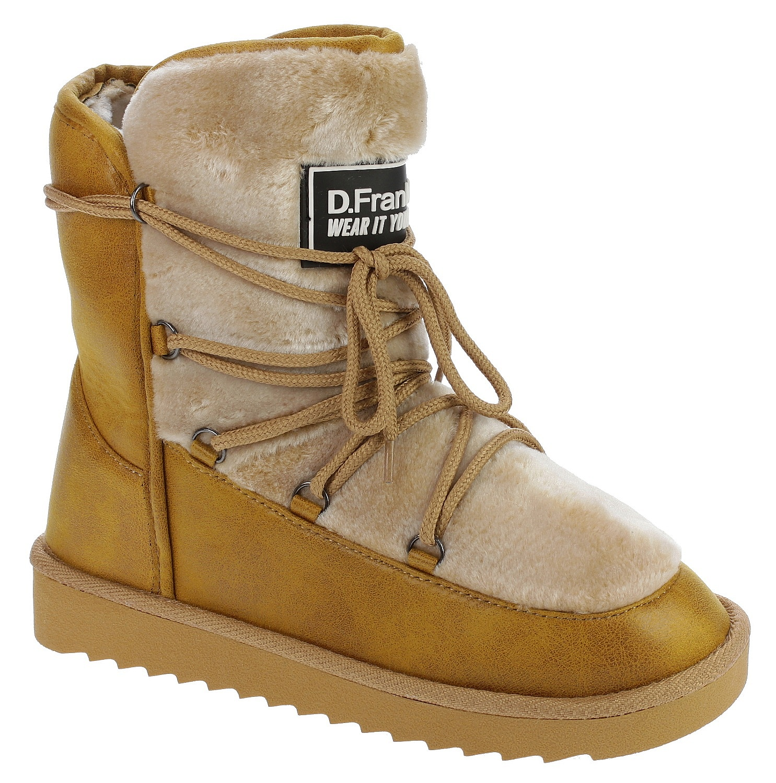 shoes D.Franklin HIK 18110Nordic Mostaza Snowboard shop