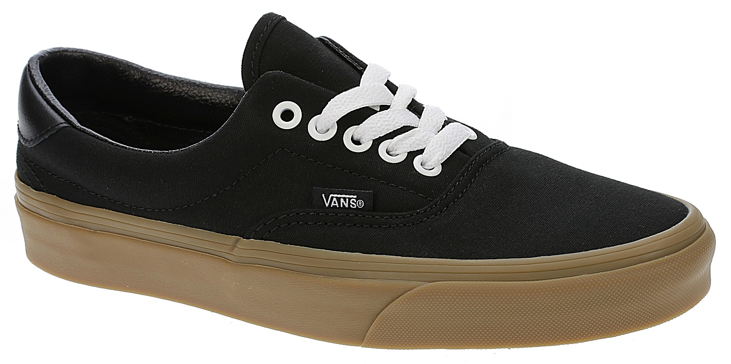 vans era 59 canvas gum