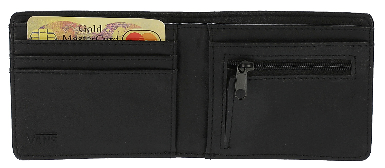 wallet Vans Full Patch Bifold - Black