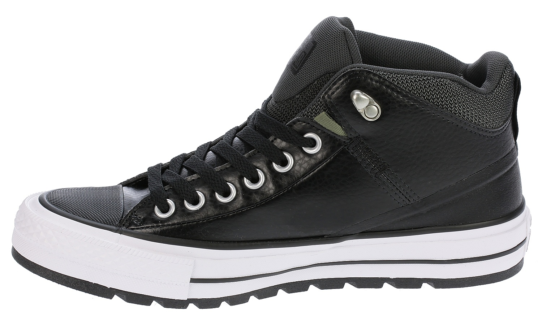 5f09e22eee6 ... boty Converse Chuck Taylor All Star Street Boot Hi - 157506 Black Storm  Wind ...