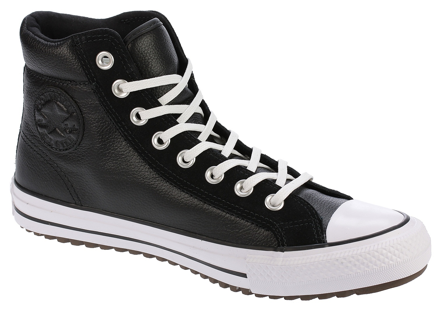 f15495add2fa73 boty Converse Chuck Taylor All Star Boot PC Hi - 157496 Black Black White -  Snowboard shop