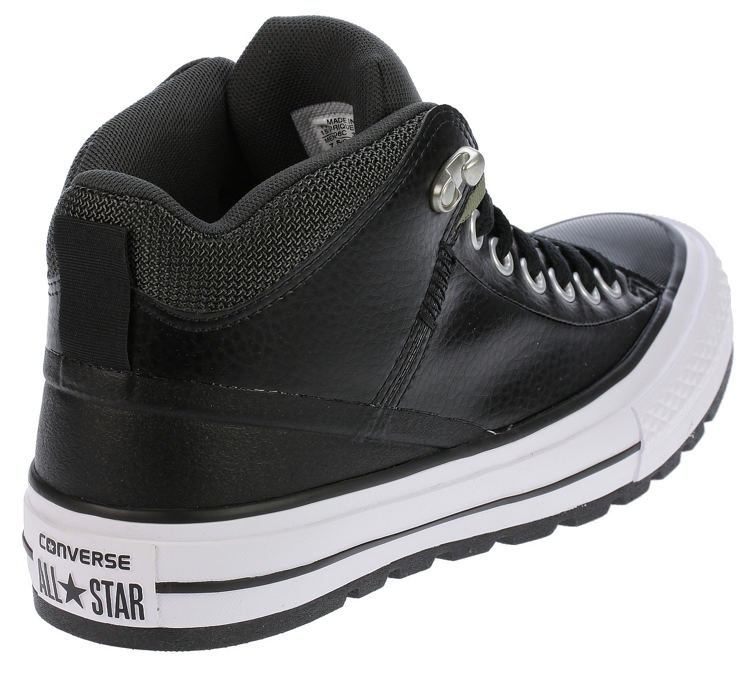 5396a3752e ... boty Converse Chuck Taylor All Star Street Boot Hi - 157506 Black Storm  Wind ...