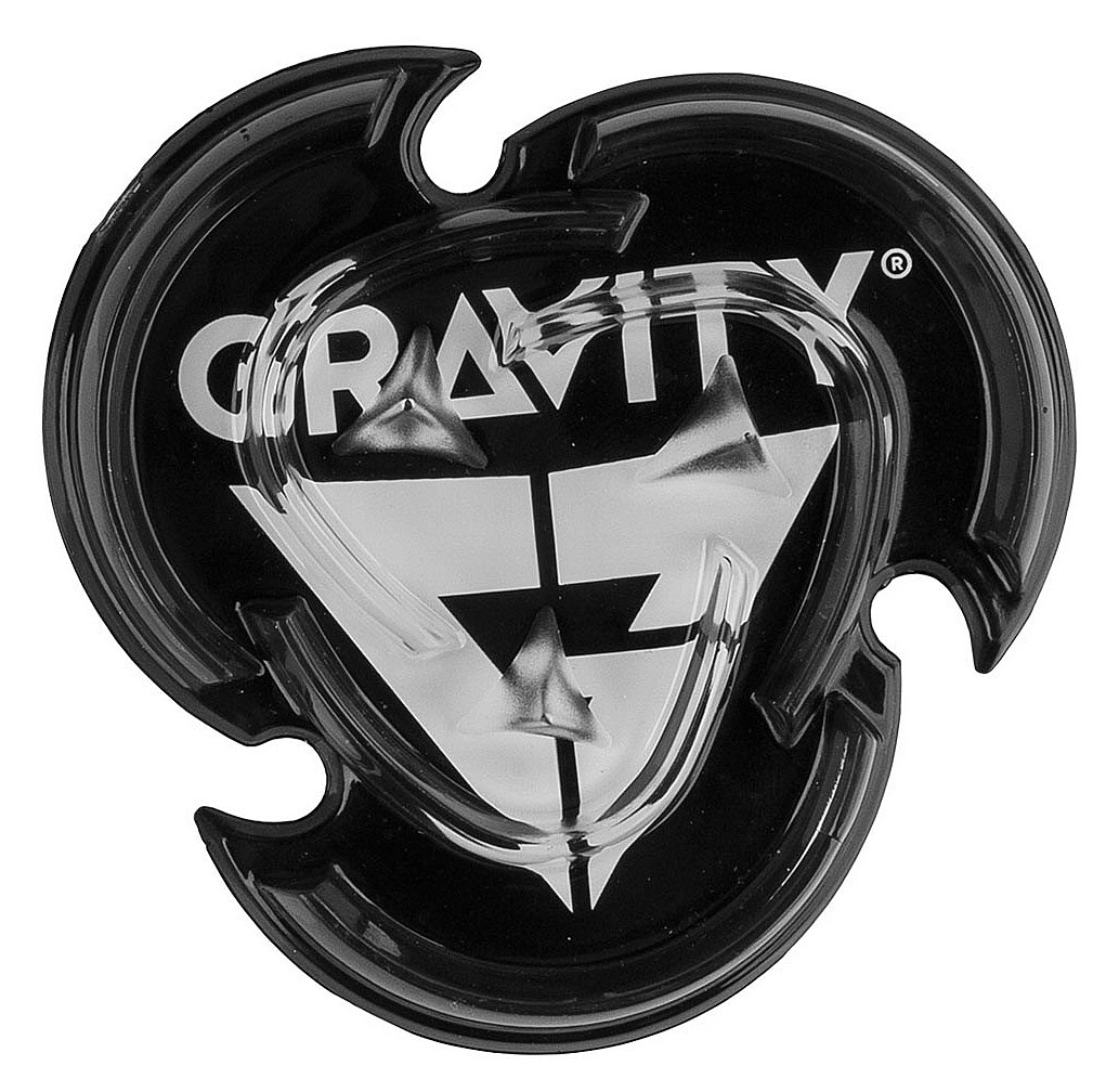 grip Gravity Icon Mat - Blue one size