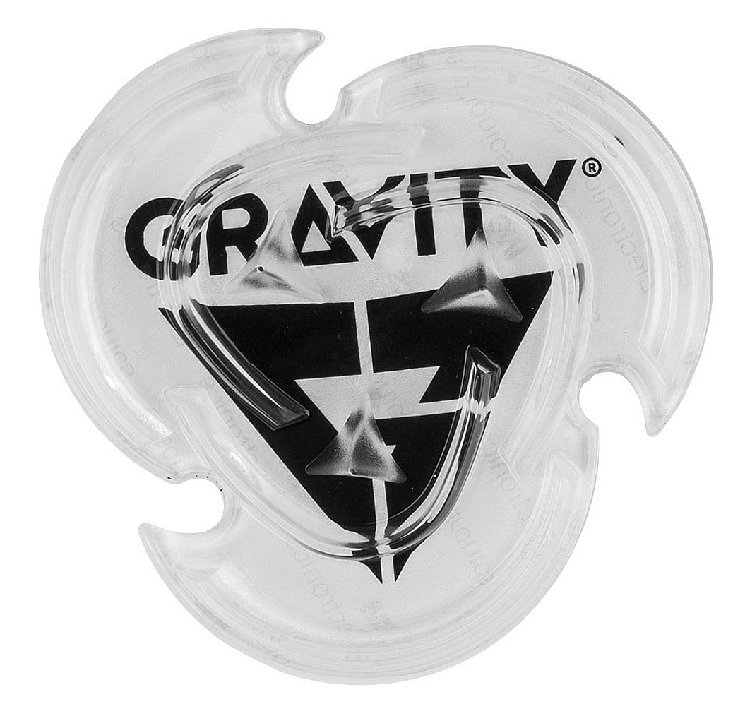 grip Gravity Icon Mat - Clear one size