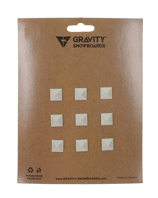 grip Gravity Pyramid - White one size