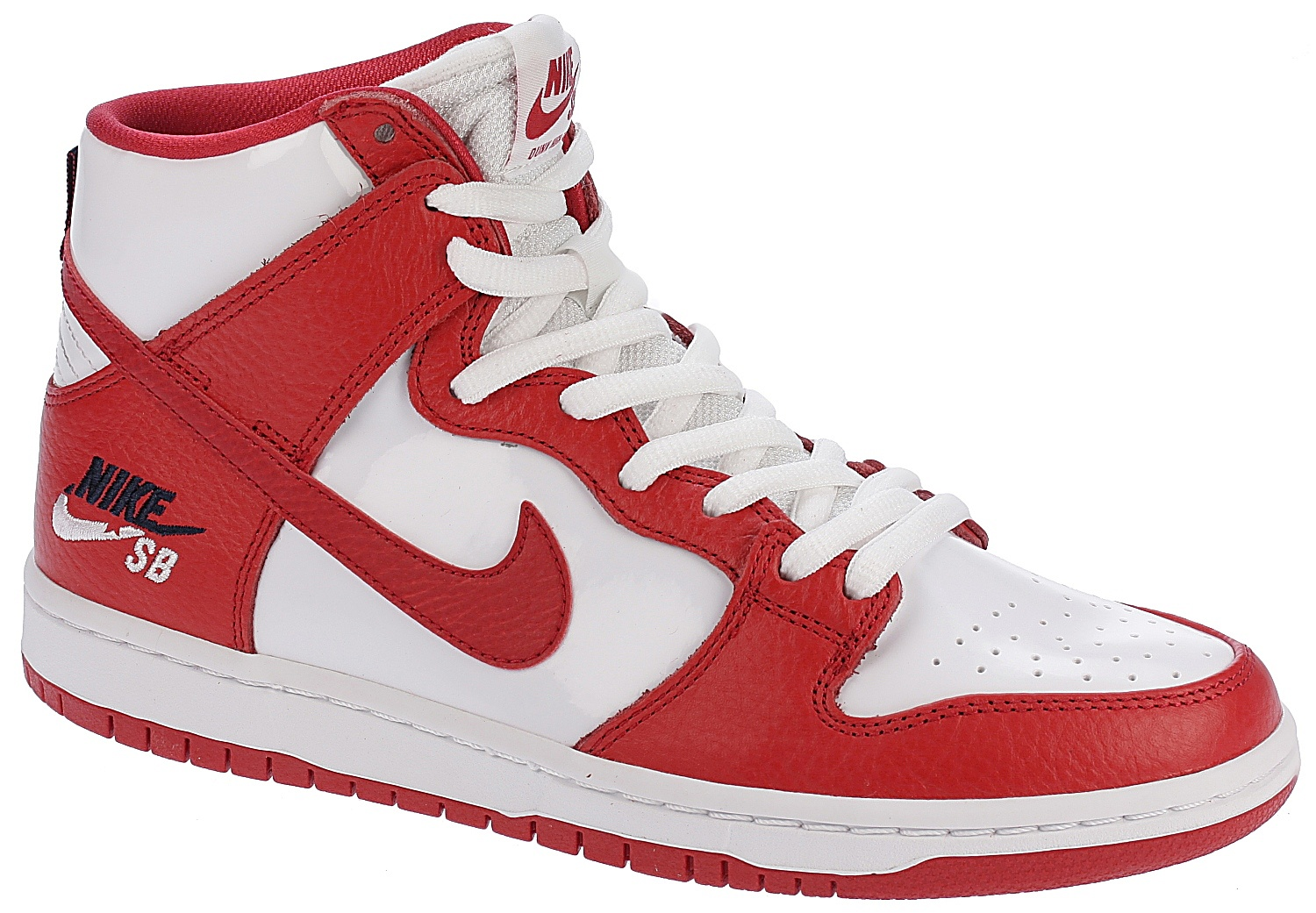 finest selection 6bd15 9a45d boty Nike SB Zoom Dunk High Pro - University Red/University ...