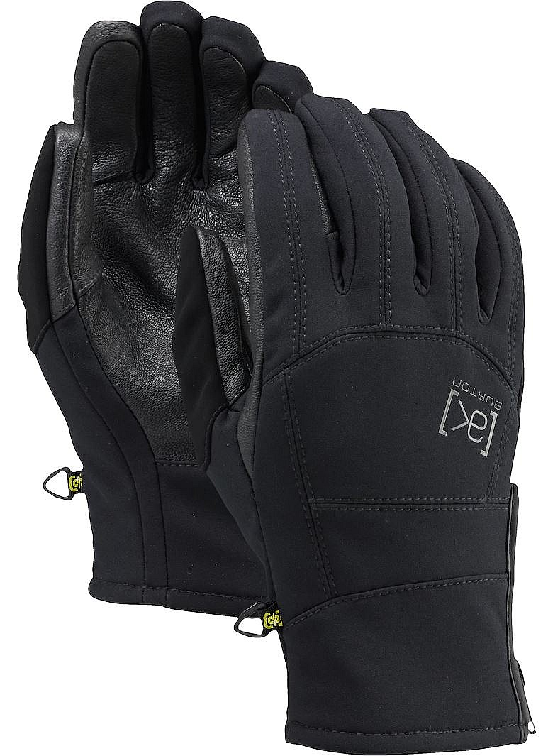 rukavice Burton Tech Glove AK - True Black XL