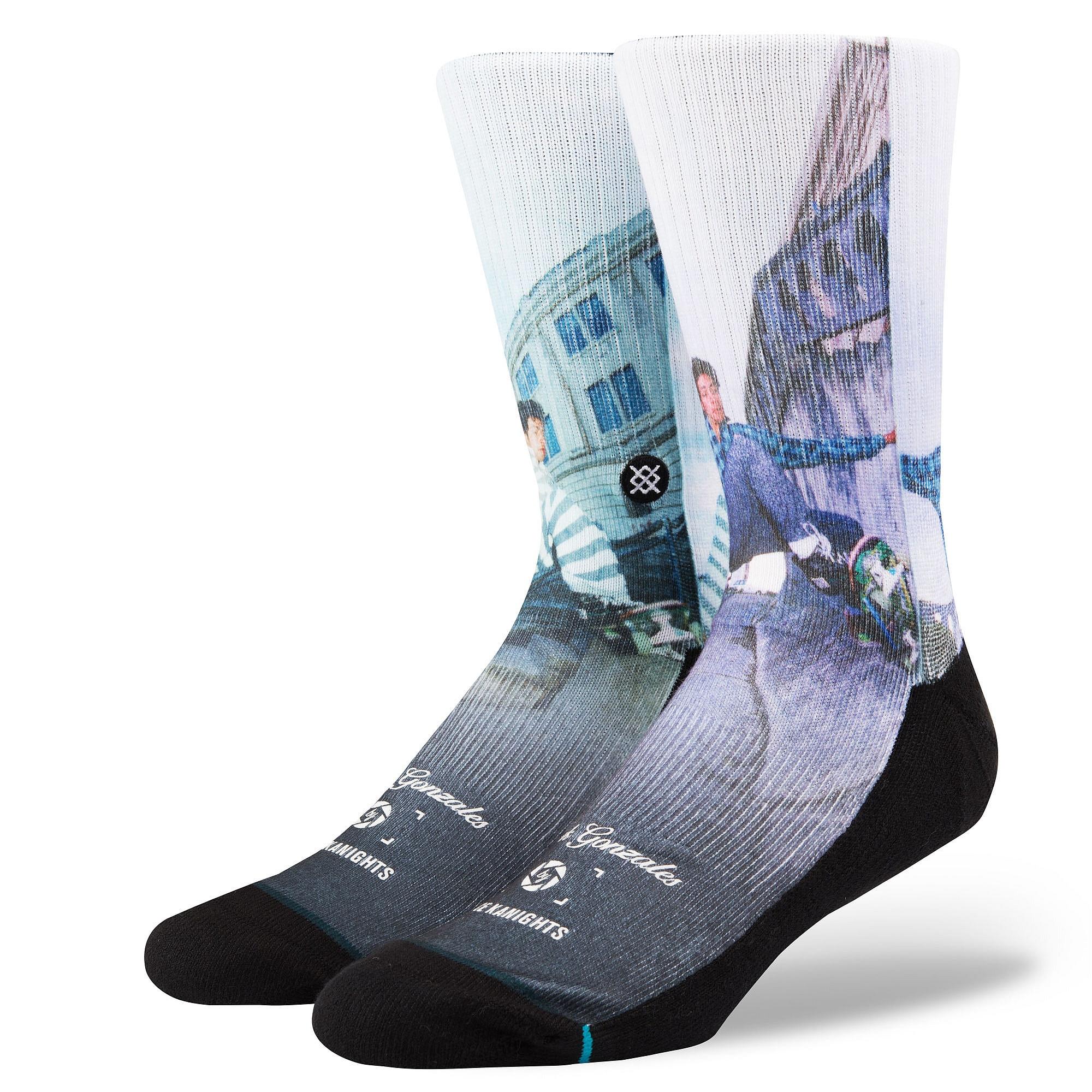 ponožky Stance Bryce And Gonz - Multi - Snowboard shop c13d0b7787