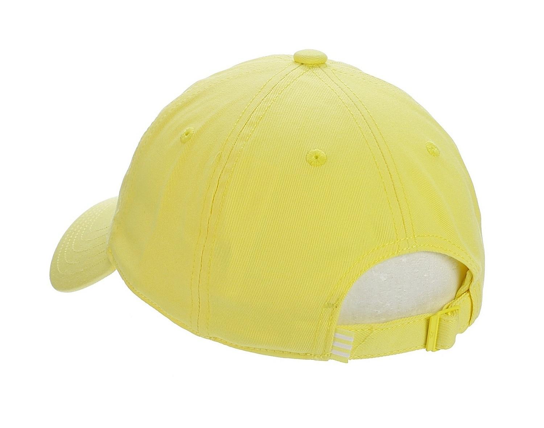 ... dětská kšiltovka adidas Originals Trefoil Cap Youth - Intense Lemon  White ... fc7e538562a5