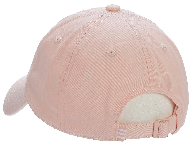 2b85e21a55a cap adidas Originals Trefoil Cap - Blush Pink White - Snowboard shop ...