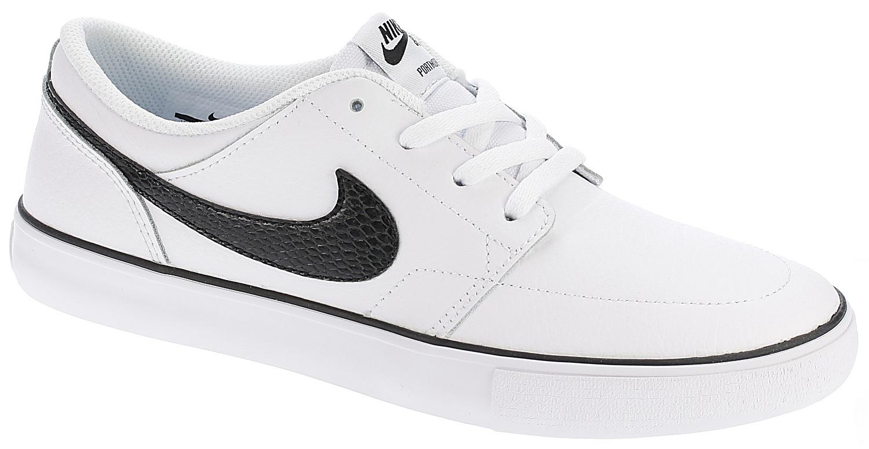 boty Nike SB Portmore II Solar P - White/Black 39