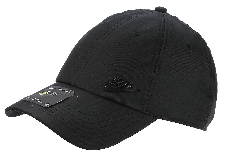 kšiltovka Nike Heritage86 Metal Future - 010 Black Black Black Black one e33783b73c