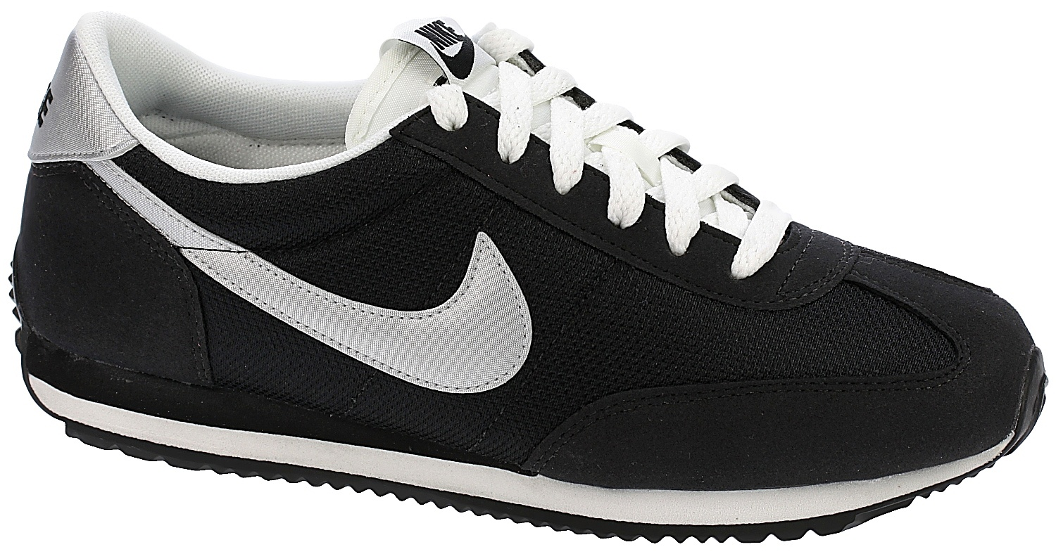 6cd235c49d4cc2 shoes Nike Oceania Textile - Black Metallic Silver Summit White - Snowboard  shop