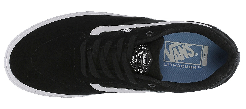 shoes Vans Kyle Walker Pro - Black/White