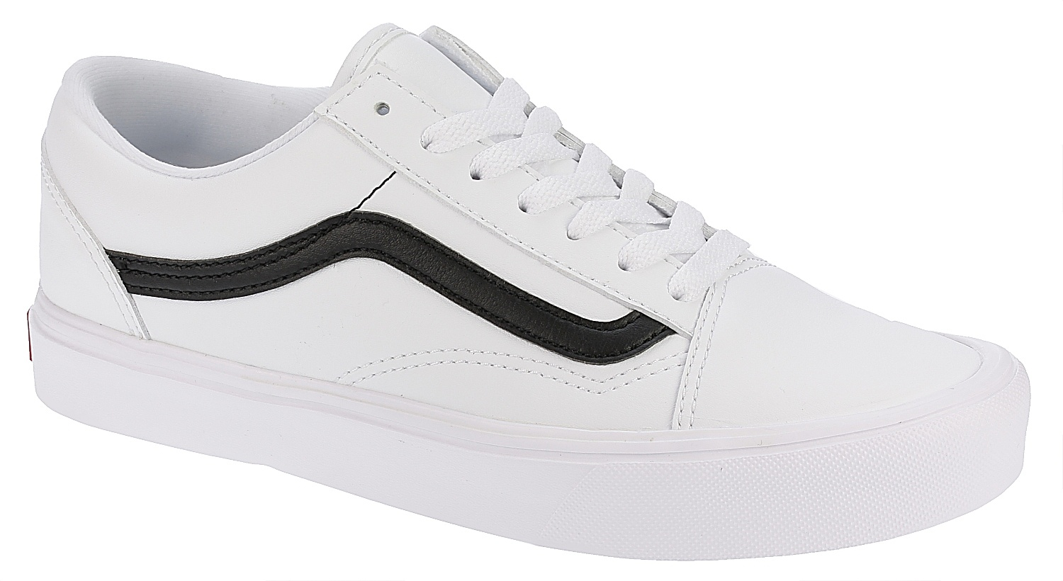700263842e78 shoes Vans Old Skool Lite - Classic Tumble True White Black - Snowboard  shop