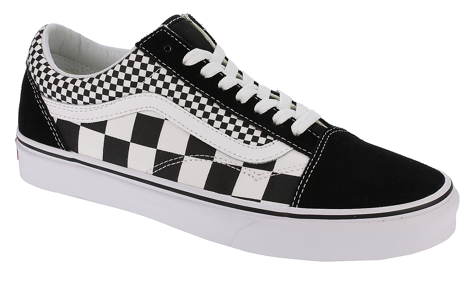 boty Vans Old Skool - Mix Checker/Black/True White - boty ...