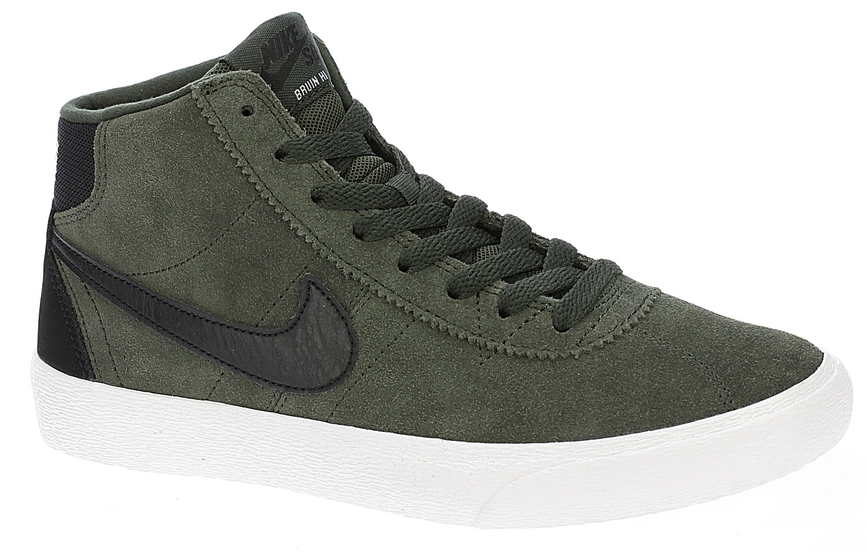 boty Nike SB Bruin HI - Sequoia/Black/Summit White 38.5