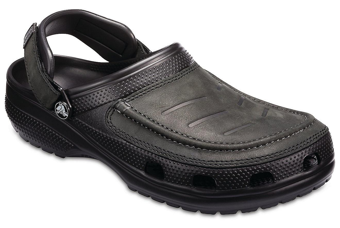 boty Crocs Yukon Vista Clog - Black/Black 41/42