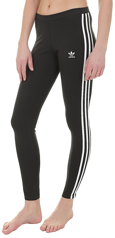 e5b0293a45f legíny adidas Originals 3 Stripes Tight - Black - skate-online.skate -online.sk