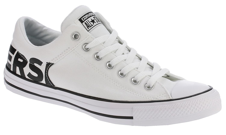 boty Converse Chuck Taylor All Star High Street OX -  160110 White Black White - Snowboard shop 1ab4dadb928