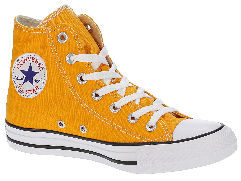 shoes Converse Chuck Taylor All Star Hi - 159674/Orange Ray ...