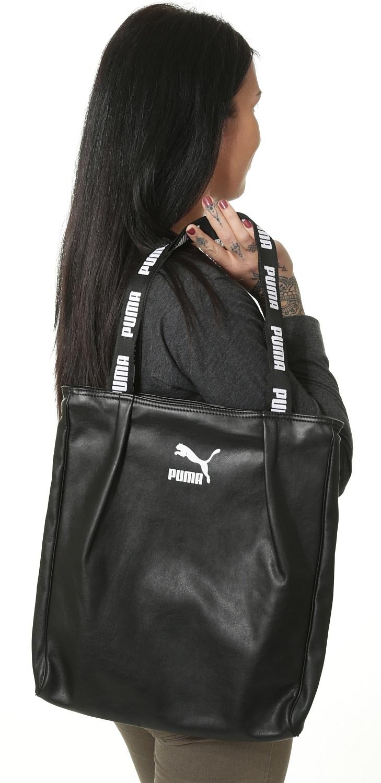 Taška Puma Prime Shopper P - Puma Black Puma White   Předchozí Další   fb7443a9d18