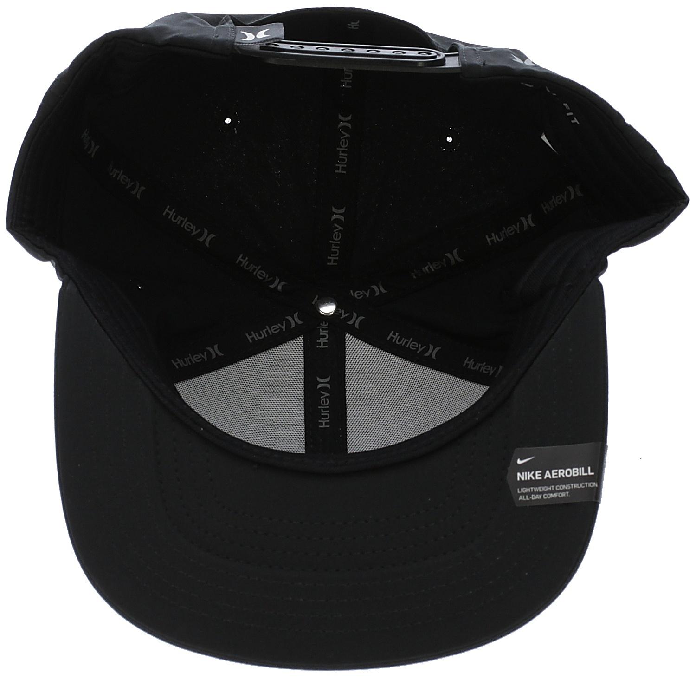 0b244e28cd671b cap Hurley Phantom Corp - 010/Black - Snowboard shop, skateshop ...