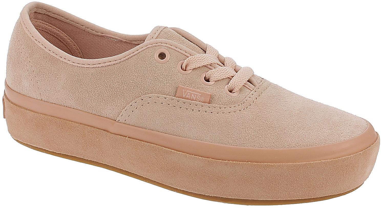 shoes Vans Authentic Platform 2.0 - Suede Outsole/Evening Sand ...