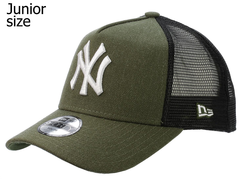 online tutaj świetne okazje 2017 urzędnik dziecięca czapka z daszkiem New Era 9FO Seasonal Trucker MLB ...