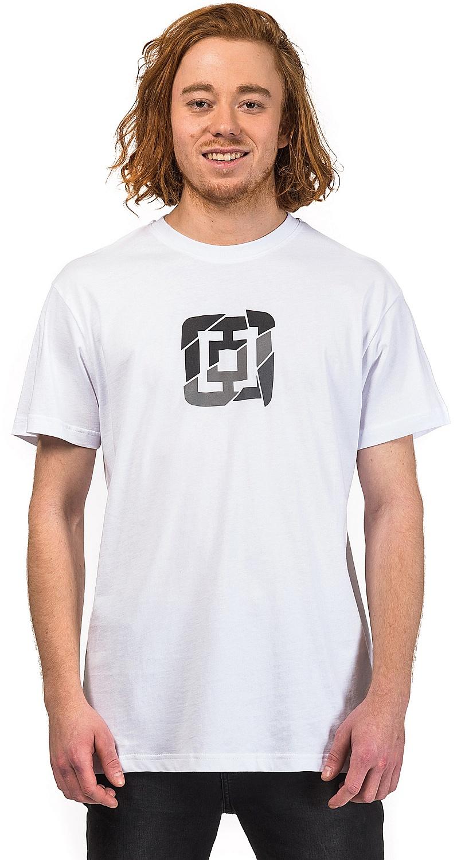 tričko Horsefeathers Slit - White S