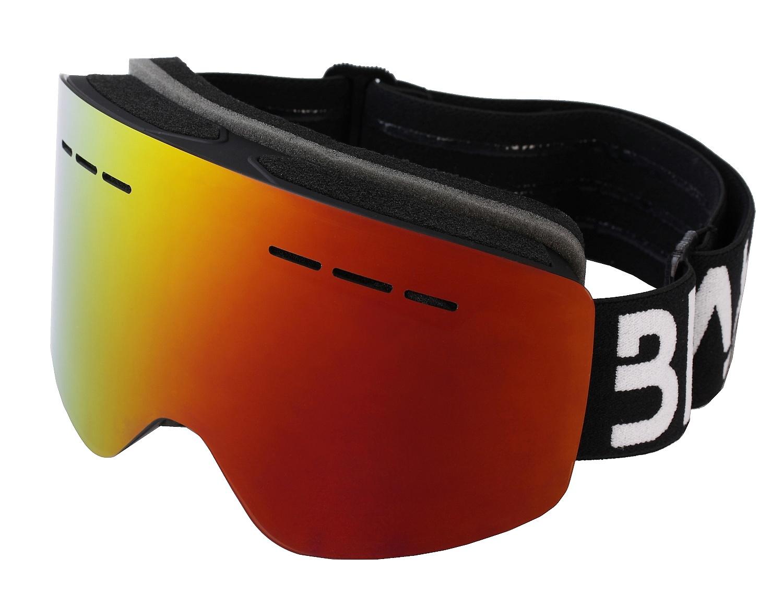 brýle BLAX Fantom - Black/Gold Mirror one size