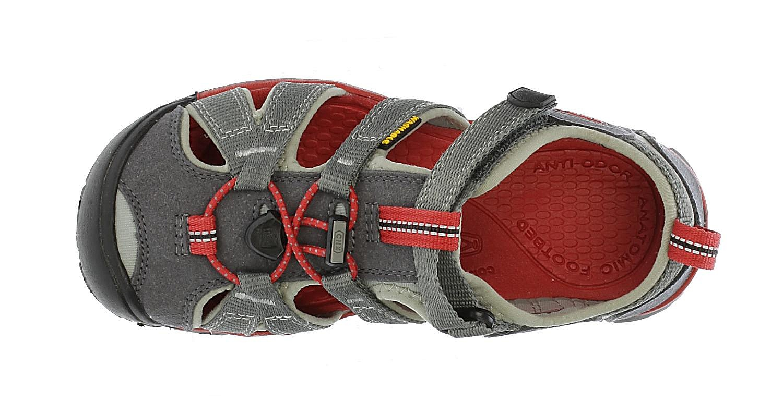 dětské boty Keen Seacamp II CNX - Magnet Racing Red - Snowboard shop ... a82574da1c