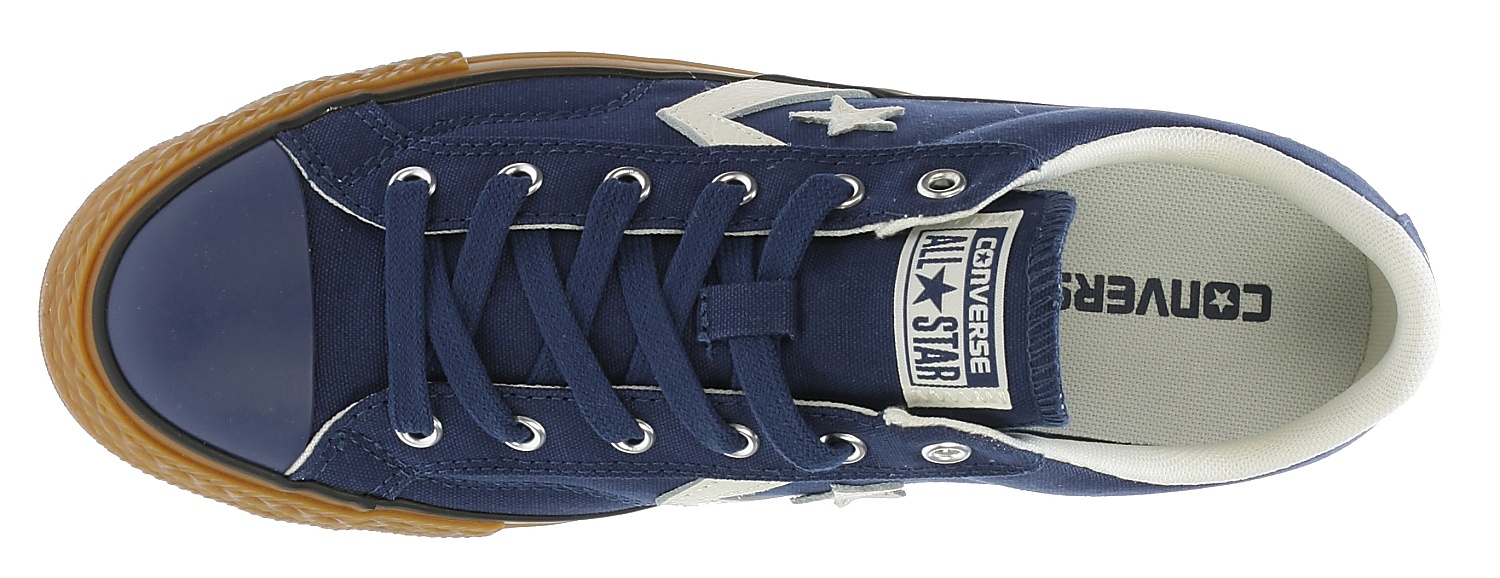 5808cccb2af3 shoes Converse Star Player OX - 159742 Navy Egret Honey - Snowboard ...