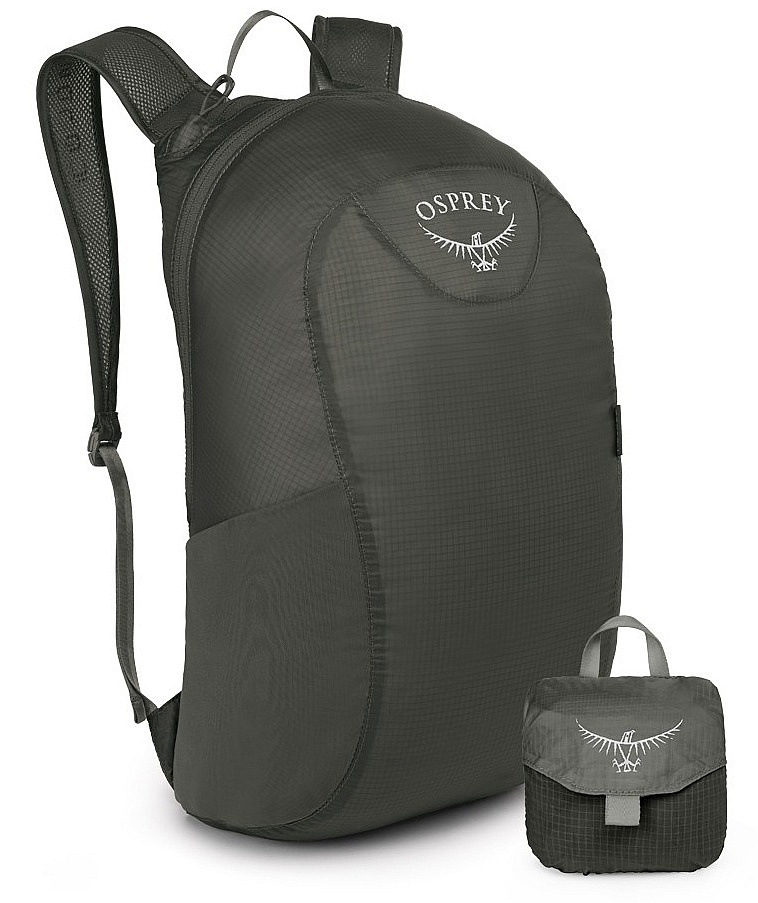 batoh Osprey Ultralight Stuff - Shadow Gray 18 L