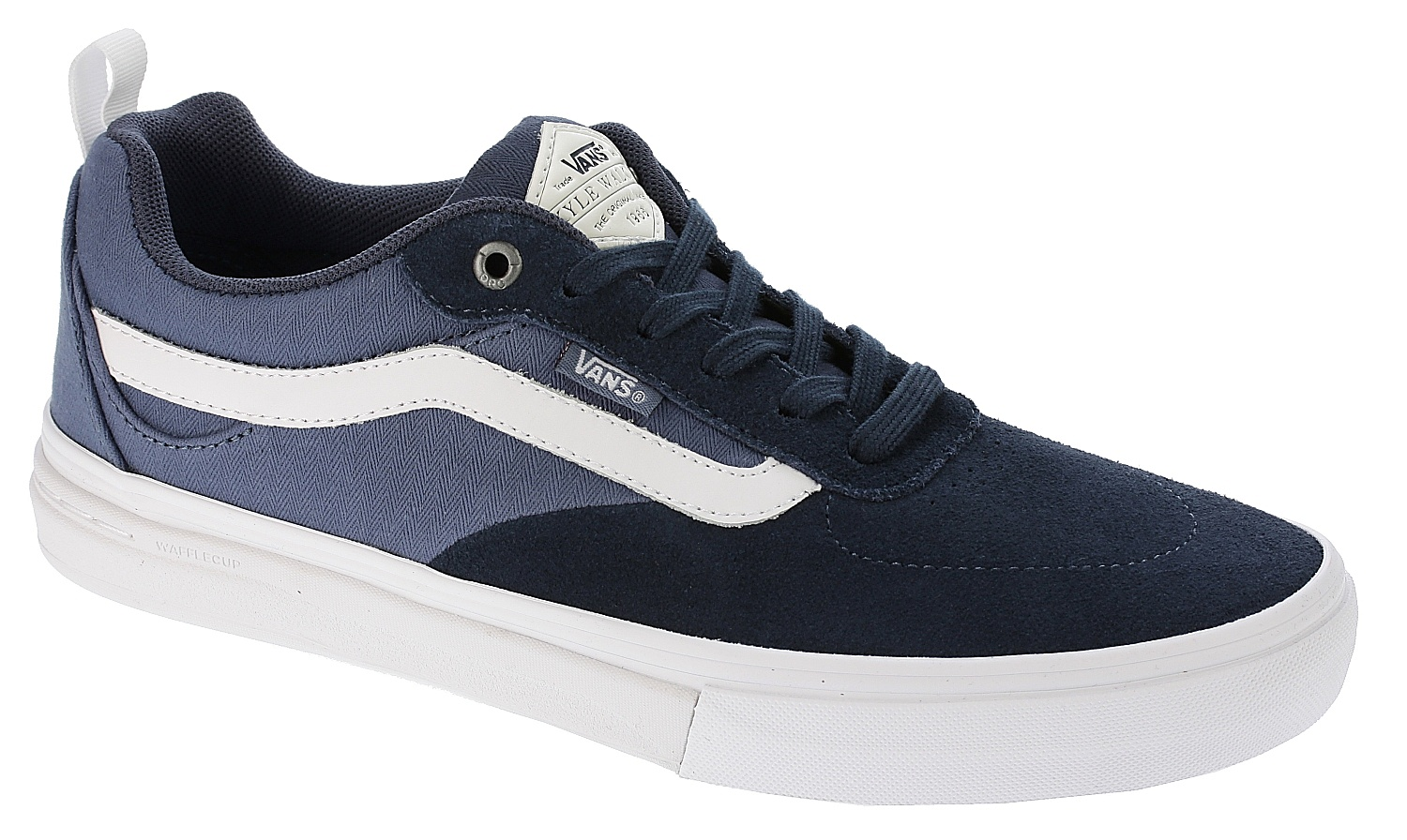 ec94f9ef4133 shoes Vans Kyle Walker Pro - Dress Blues Vintage Indigo White - Snowboard  shop