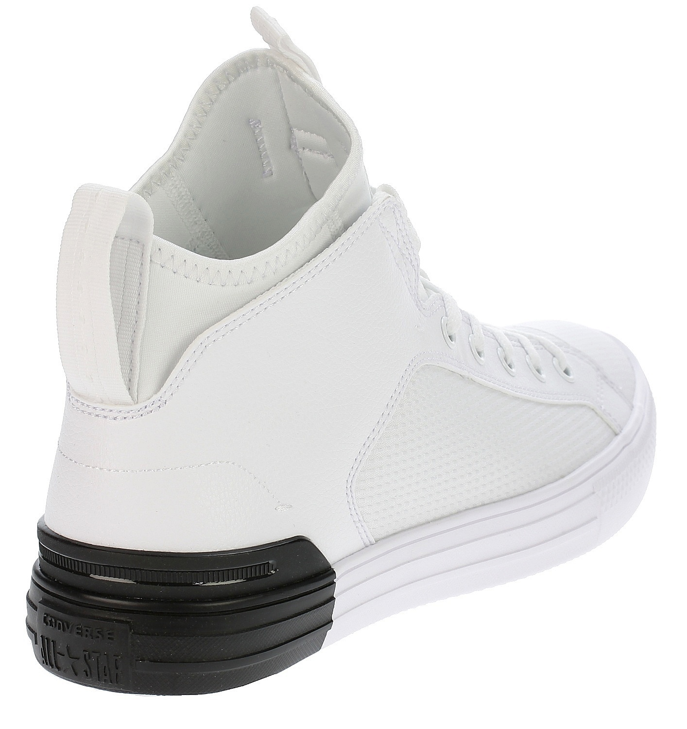 buy popular 83d17 1f23d ... boty Converse Chuck Taylor All Star Ultra Mid - 159628 White White Black  ...