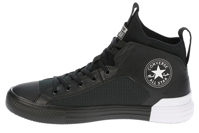 3e23f1e9b4cf5e Boty Converse Chuck Taylor All Star Ultra Mid - 159627 Black Black White    Předchozí Další