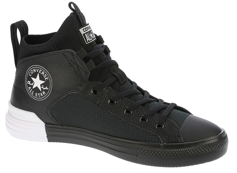 700d8d37b34a12 boty Converse Chuck Taylor All Star Ultra Mid - 159627 Black Black White -  Snowboard shop