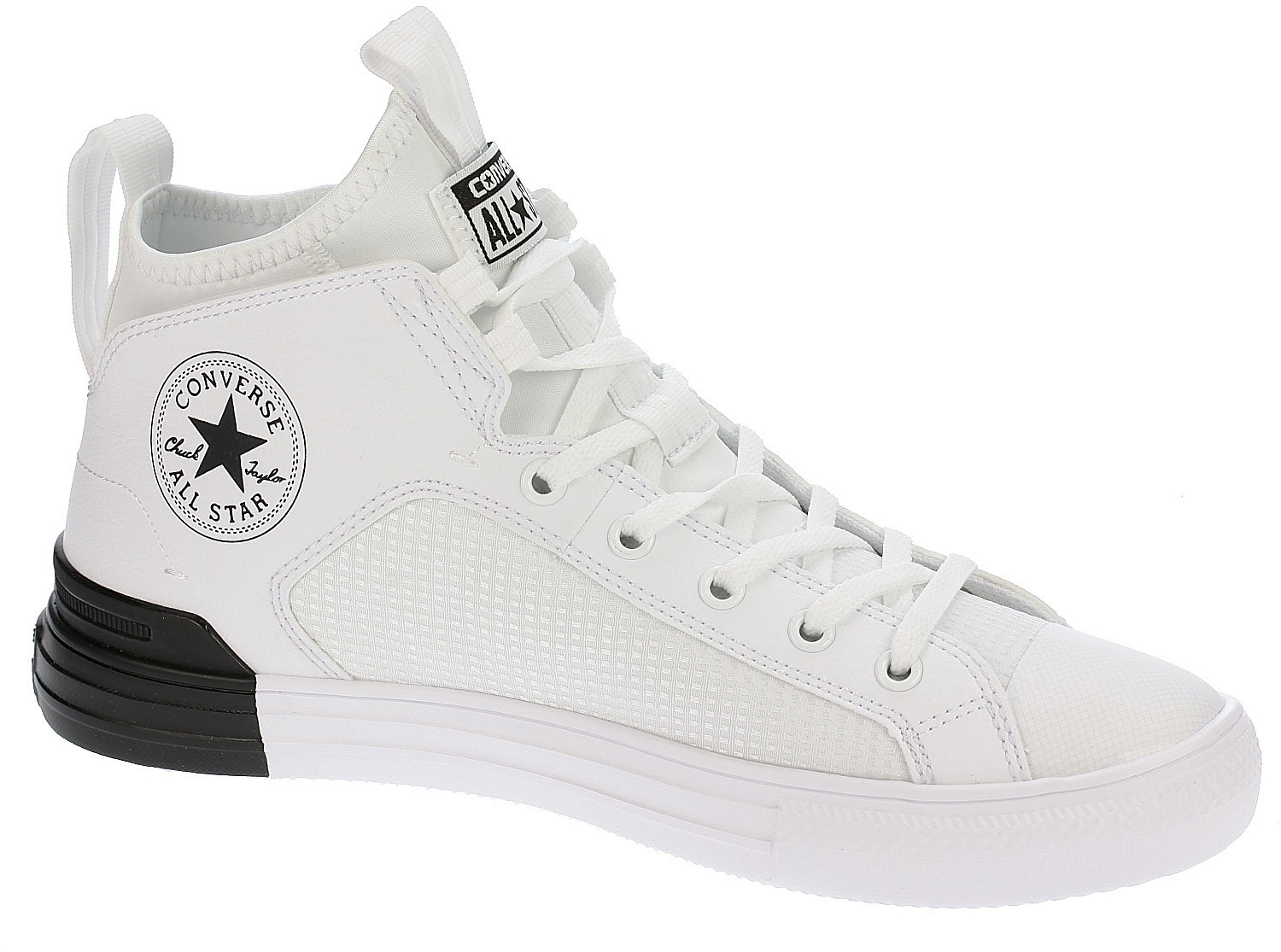 new arrival 54647 a29f6 boty Converse Chuck Taylor All Star Ultra Mid - 159628 White White Black -  Snowboard shop, skateshop - blackcomb.cz