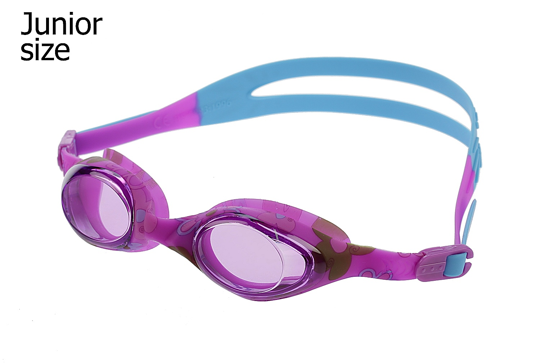 brýle AquaWave Waterprint - Pink/Blue Print one size