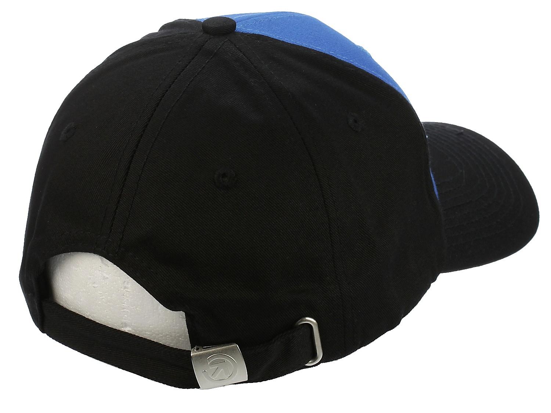 kšiltovka Meatfly Sigma Curve Peak - C Blue Black - Snowboard shop ... cb1228c73b