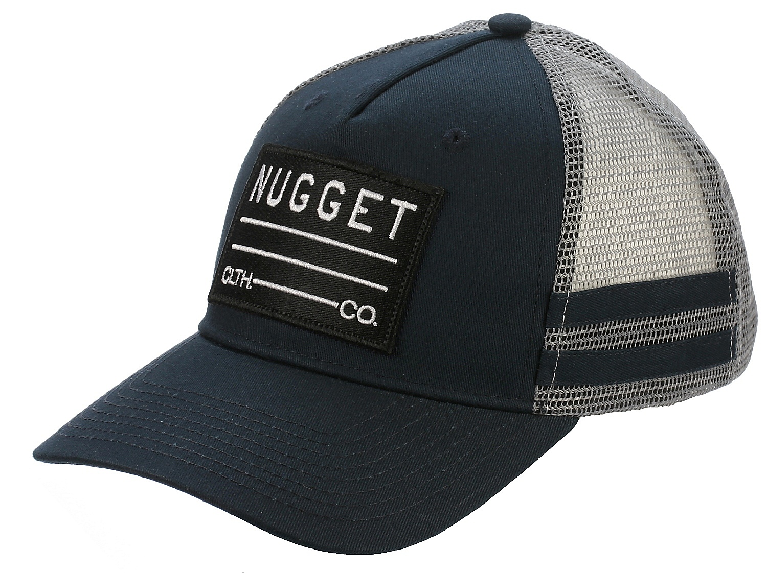 gorra con visera Nugget Slope 2 Trucker - C Midnight Navy ... d5fd0cd088b