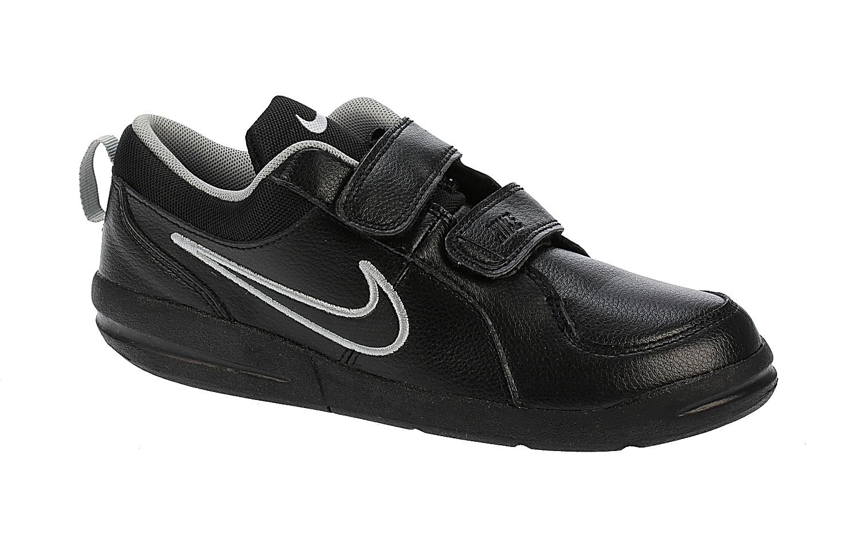 e1c80e766 detské topánky Nike Pico 4 PSV - Black/Black/Metallic Silver - Snowboard  shop, skateshop - blackcomb.sk