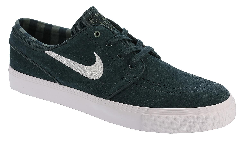 f6bf22bb045c shoes Nike SB Zoom Stefan Janoski - Deep Jungle White Clay Green White -  Snowboard shop