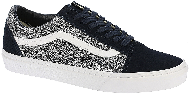 shoes Vans Old Skool - Suiting/Blueberry/True White - Snowboard shop, skateshop - snowboard-online.eu