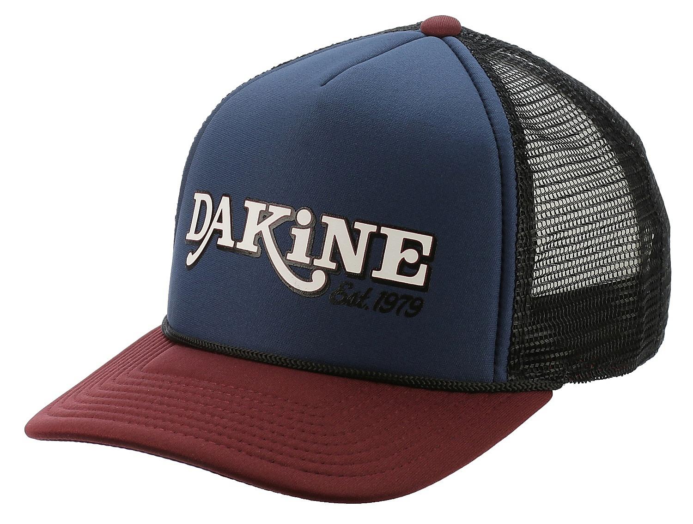 e09b7c81c53e9 cap Dakine Throw Back Trucker - Midnight Rosewood - Snowboard shop ...