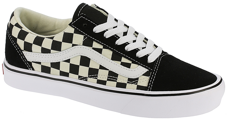 0bdb8bd56b shoes Vans Old Skool Lite - Checkerboard/Black/White - Snowboard ...