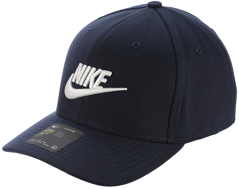 kšiltovka Nike Sportswear Classic 99 - 451 Obsidian Black White S M e07ea286c4