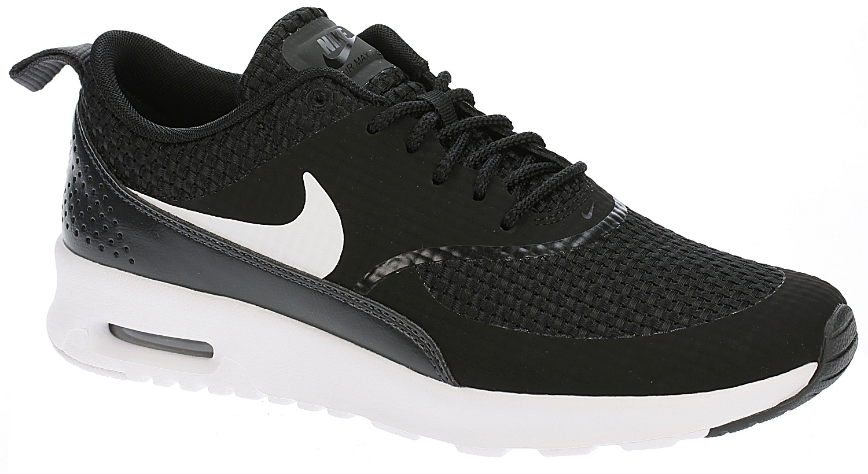 45aa7324a76 boty Nike Air Max Thea Premium - Black White Anthracite 36.5