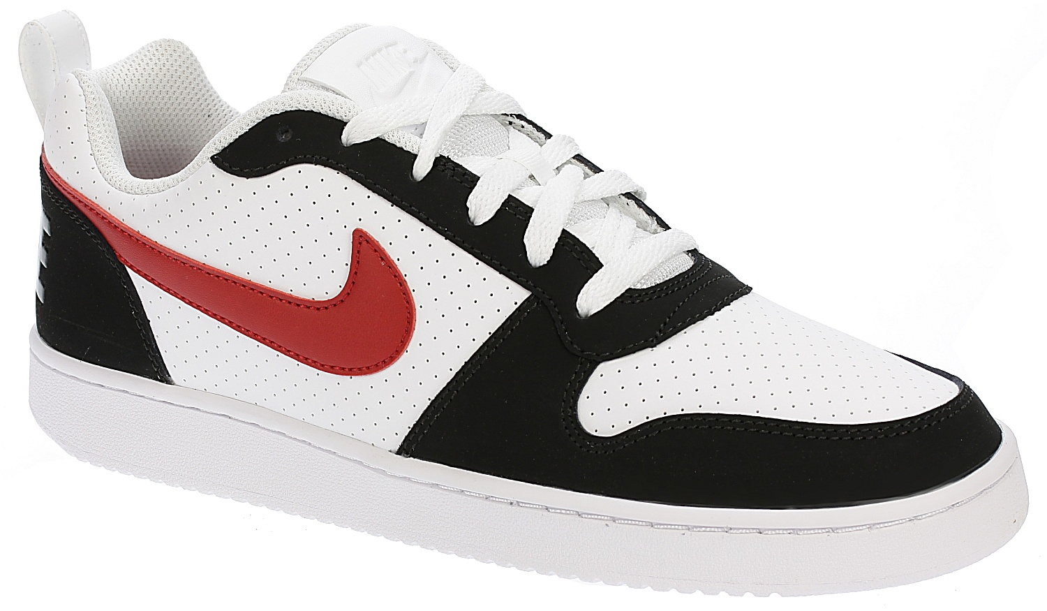 promo code b2c3e 7ca39 shoes Nike Court Borough Low - WhiteGym RedBlack - Snowboard shop,  skateshop - snowboard-online.eu